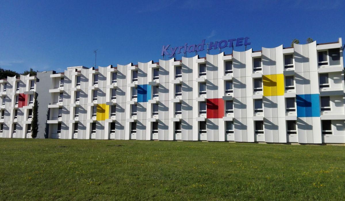 peinture hotel